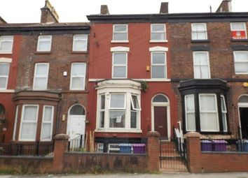 Thumbnail 5 bed terraced house for sale in St. Domingo Vale, Anfield, Liverpool, Uk