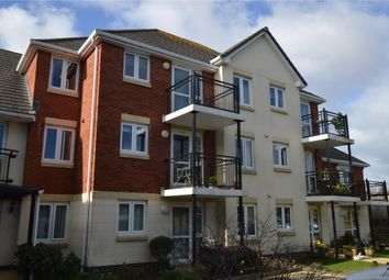 Thumbnail 1 bed flat for sale in Bronte Court, 63 Salterton Road, Exmouth, Devon