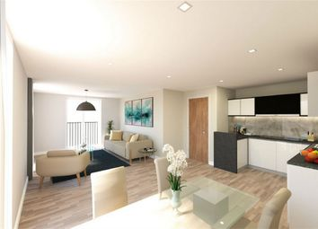 Thumbnail 2 bed flat for sale in Aubers House, 15A Burghley Street, Bourne, Lincolnshire