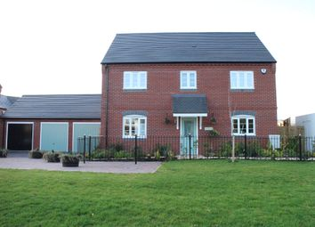 Thumbnail 4 bed detached house for sale in Zennor, Amington, Tamworth