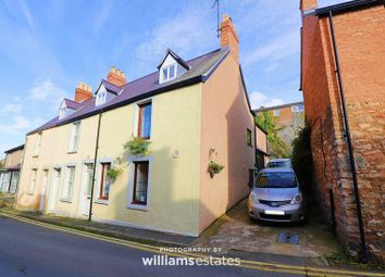 Thumbnail 3 bed terraced house for sale in Love Lane, Denbigh