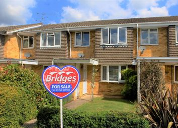 Thumbnail 3 bed terraced house for sale in Blenheim Close, Tongham
