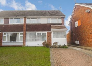 Thumbnail 3 bed semi-detached house for sale in Talbot Avenue, Langley, Slough