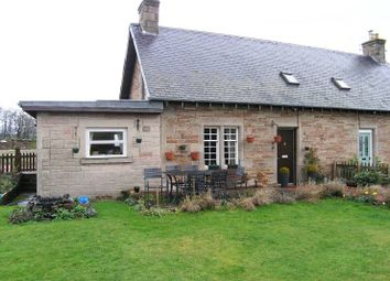 Thumbnail 2 bed end terrace house for sale in 7 Bonjedward Cottages, Jedburgh