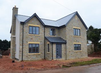 Thumbnail 4 bed detached house for sale in Bream, Lydney, Gloucestershire