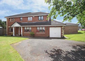 Thumbnail 4 bedroom detached house for sale in Colonsay Drive, Newton Mearns, East Renfrewshire