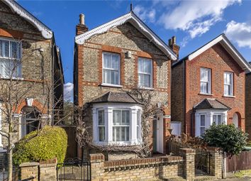 Thumbnail 4 bedroom detached house for sale in Chatham Road, Kingston Upon Thames