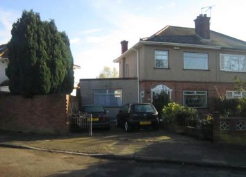Thumbnail 4 bed semi-detached house to rent in Weymouth Road, Hayes