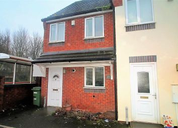Thumbnail 2 bedroom end terrace house for sale in Harper Street, Willenhall