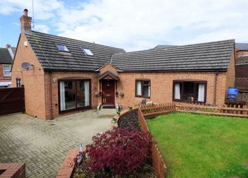 Thumbnail 4 bed detached bungalow for sale in Station Road, Woodford Halse, Northants