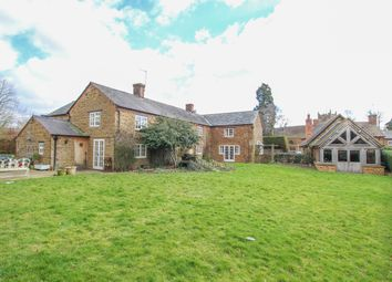 Thumbnail 7 bed detached house for sale in Church End, Priors Hardwick, Southam