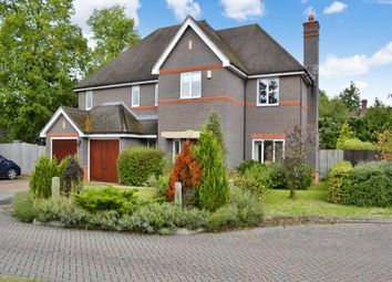 Thumbnail 6 bed detached house to rent in Heather Gardens, Newbury, Berkshire