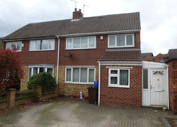 Thumbnail 3 bed semi-detached house for sale in Kennedy Drive, Goldthorpe, Rotherham