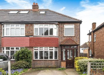 Thumbnail 3 bed semi-detached house for sale in Braycourt Ave, Walton