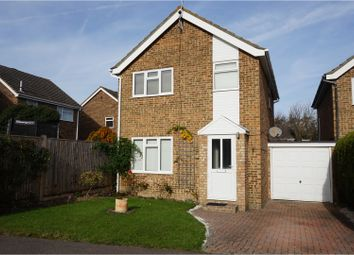 Thumbnail 3 bed link-detached house for sale in Slaney Road, Staplehurst