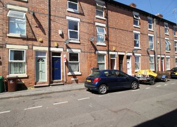 Thumbnail 4 bed terraced house to rent in Osborne Street, Nottingham