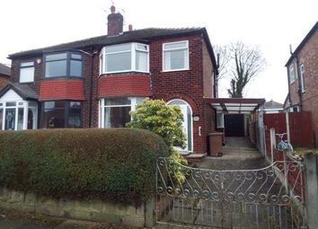 Thumbnail 3 bedroom semi-detached house for sale in Gorse Road, Swinton, Manchester, Greater Manchester