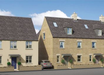 Thumbnail 4 bed detached house for sale in 10 Bassett Road, Northleach, Gloucestershire