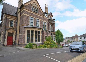 Thumbnail 2 bedroom flat for sale in Superb Retirement Apartment, Caerau Crescent, Newport