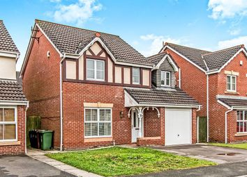 Thumbnail 4 bed detached house for sale in Porterfield Drive, Tyldesley, Manchester