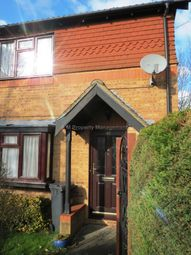 Thumbnail 1 bedroom semi-detached house to rent in Hirstwood, Tilehurst, Reading