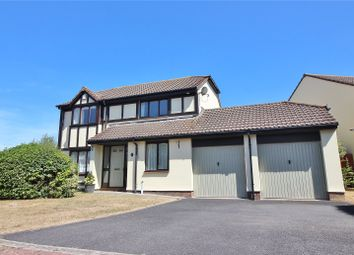 Thumbnail 4 bedroom detached house for sale in Springfield Crescent, Fremington, Barnstaple