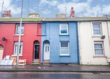 Thumbnail 3 bedroom terraced house for sale in South Road, Newhaven, East Sussex