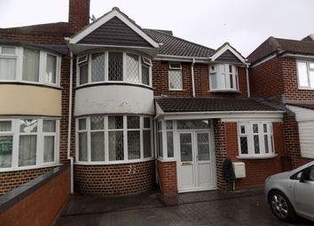 Thumbnail 5 bed semi-detached house for sale in Cliveden Avenue, Perry Barr, Birmingham