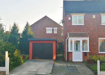 Thumbnail 3 bed semi-detached house for sale in Northfleet Road, Eccles, Manchester
