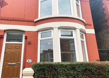 Thumbnail 3 bed terraced house to rent in Bankburn Road, Liverpool