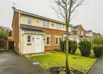 Thumbnail 3 bed semi-detached house for sale in Spring Meadows, Clayton Le Moors, Lancashire