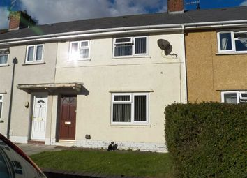 Thumbnail 3 bedroom terraced house for sale in Graig Avenue, Penyfan, Llanelli
