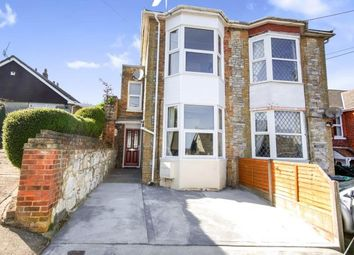 Thumbnail 3 bed semi-detached house for sale in Wrax Road, Brading, Sandown