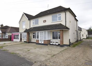 Thumbnail 2 bed flat to rent in Albert Road, Romford