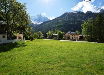 Thumbnail Land for sale in Route Des Gaudenays, 74400 Chamonix-Mont-Blanc, France