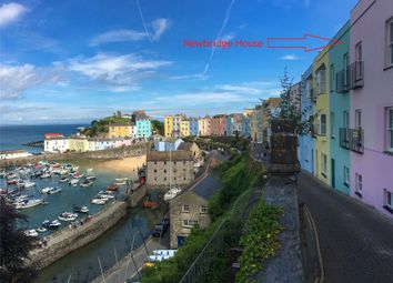 Thumbnail 2 bed flat for sale in Flat 1, Newbridge, Crackwell Street, Tenby