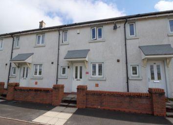 Thumbnail 2 bed terraced house for sale in Albert Street, Longtown, Carlisle