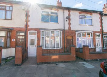 Thumbnail 3 bed terraced house for sale in King Edward Road, Leicester