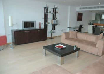 Thumbnail 2 bed flat to rent in One West India Quay, 26 Hertsmere Road, Canary Wharf