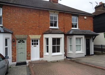 Thumbnail 2 bed cottage to rent in Cromwell Road, Brentwood