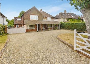 Thumbnail 4 bed detached house for sale in Hill Road, Watlington