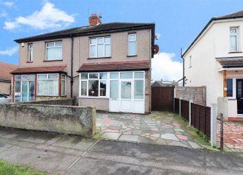 3 bed semi-detached house for sale in Lincoln Road, Erith DA8
