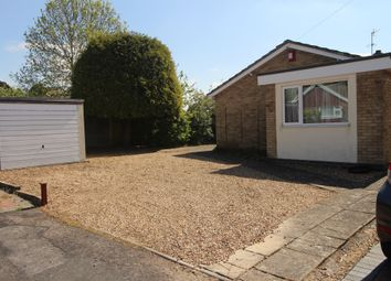 Thumbnail 3 bed detached bungalow for sale in Whiteoaks Road, Oadby, Leicester
