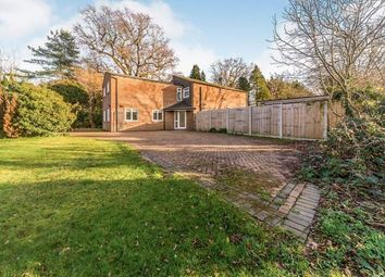 Thumbnail 5 bed detached house for sale in Brookhill, Stevenage, Hertfordshire, England