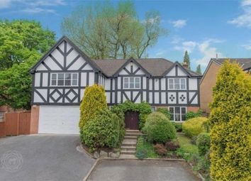 Thumbnail 4 bed detached house to rent in The Moorings, Worsley, Manchester