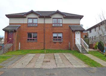 Thumbnail 1 bed flat for sale in Oakwood Drive, Coatbridge