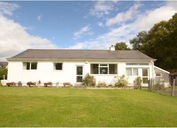 Thumbnail 4 bed detached bungalow for sale in Evelix, Dornoch