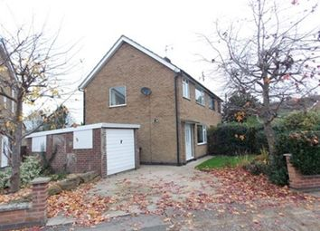 Thumbnail 3 bedroom semi-detached house to rent in Norfolk Avenue, Toton