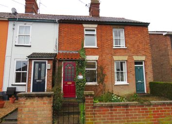 Thumbnail 2 bedroom terraced house to rent in St. Georges Road, Beccles