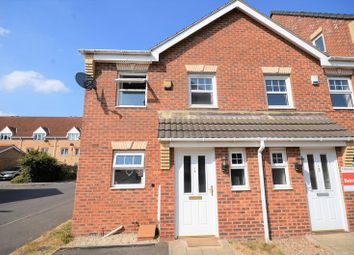 Thumbnail 3 bed terraced house for sale in 1 Diamond Court, Mansfield